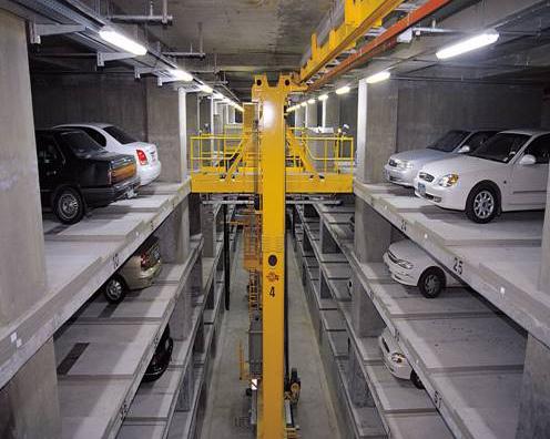 PXD机械立体车库